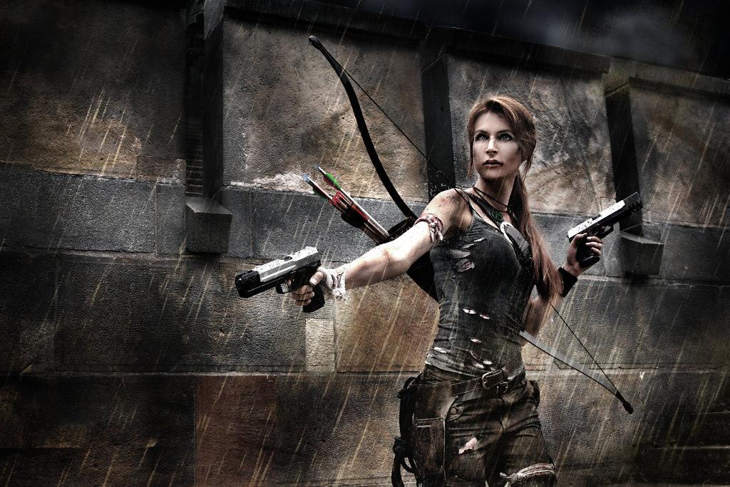 A Tribute to Lara Croft