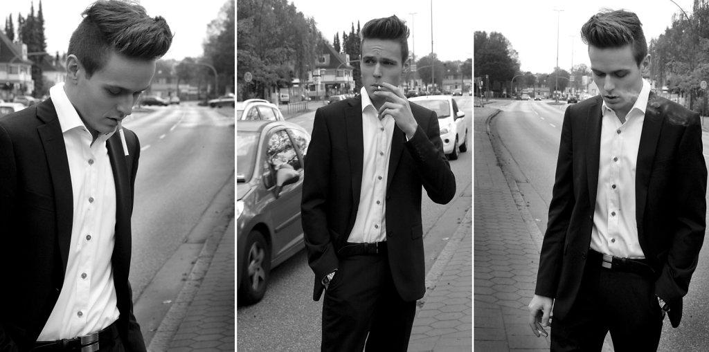 James Dean Style